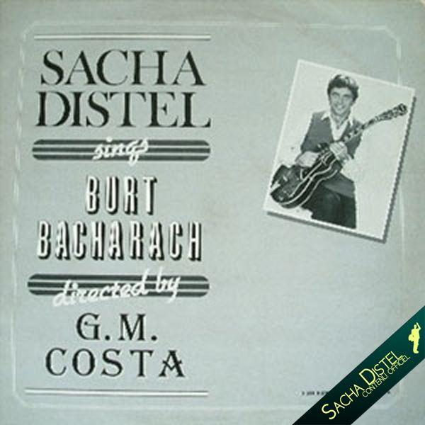 Sacha distel sings Burt Bacharach