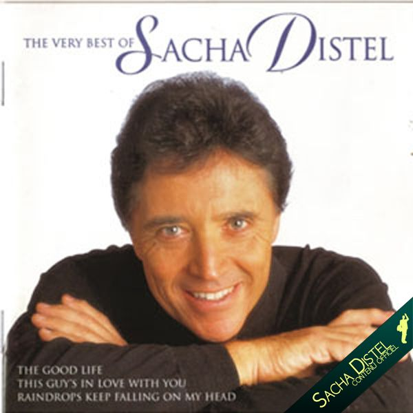 The very best of Sacha Distel