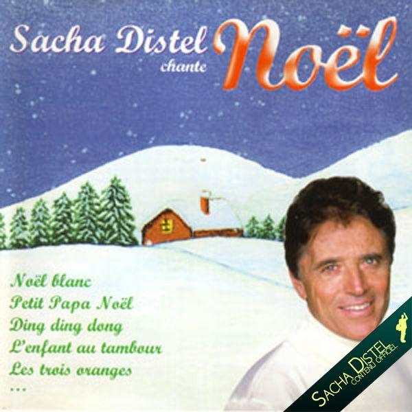 Sacha Distel chante Noël