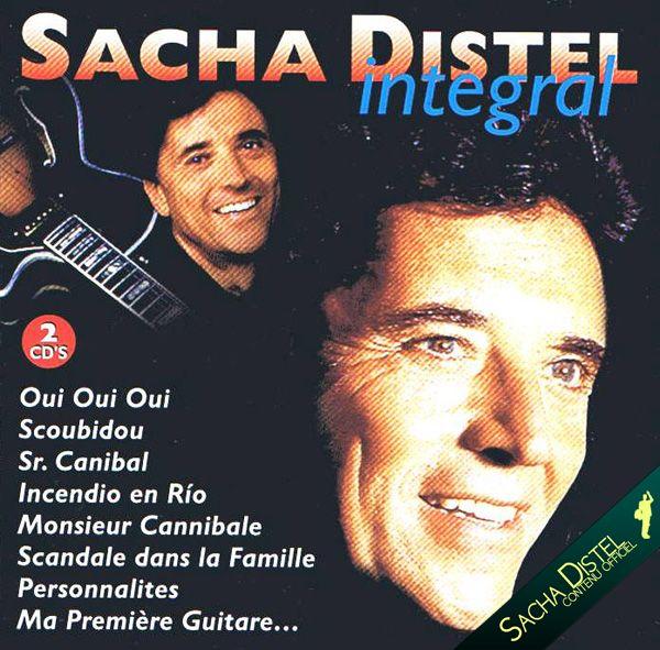Sacha Distel Intégral