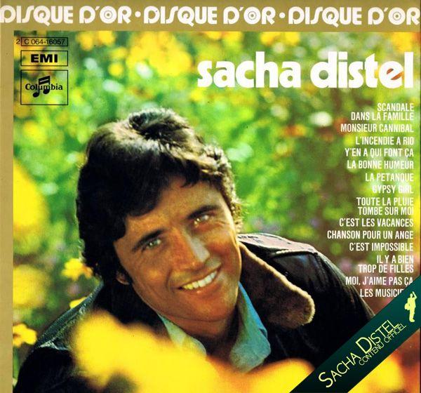 Disque d'or (1965 à 1972)